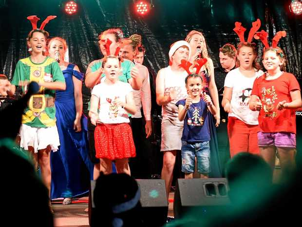 The Hervey Bay RSL Carols by Candlelight has been held annually for more than 30 years.