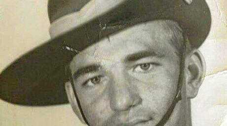 Sean Fitzpatrick's father Keith Edmond Smith.