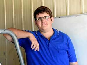 Community congratulates graduate with Aspergers