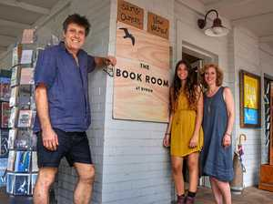 Favourite book store has reopened its doors