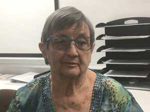 Beryl Skinner a veteran volunteer for Red Cross