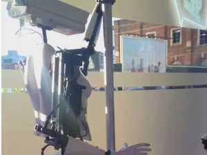 Real story behind pole-dancing robot
