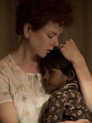 Nicole Kidman in her AACTA-winning role in Lion. Picture: Transmission