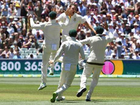 Josh Hazlewood finally found his form when Australia needed him most.