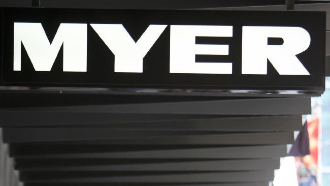 Myer has launched the Myer Market to compete with Amazon. Picture: Supplied