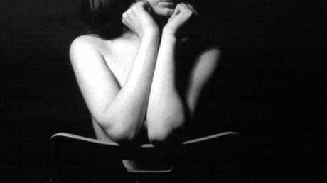 This picture of Christine Keeler shot by photographer Lewis Morley was one of the most famous UK images of the 1960s. Picture: Lewis Morley