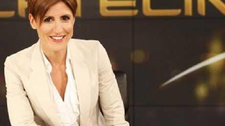 Emma Alberici hosts the long-running ABC program Lateline