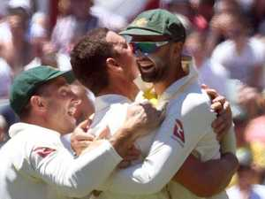 Hazlewood the destroyer as Aussies go 2-0 up