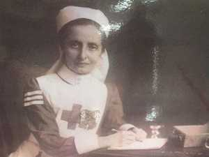 Red Cross honours selfless women of war