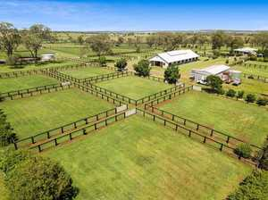Superb Westbrook stables, homestead listed for $2.2 million