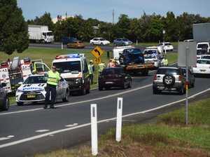 Vehicle Accident Bruxner Highway