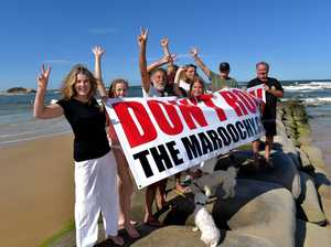 Don't Rock the Maroochy