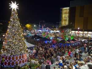 Christmas in CBD brings festive spirit to Toowoomba