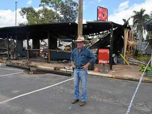 42km round trip for groceries after devastating CQ fire
