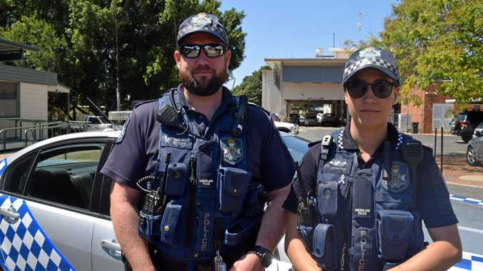 ROAD SAFETY: Emerald police urge families to stay safe on the roads over the Christmas holidays.