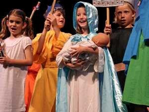 Good Shepherd students share meaning of Christmas