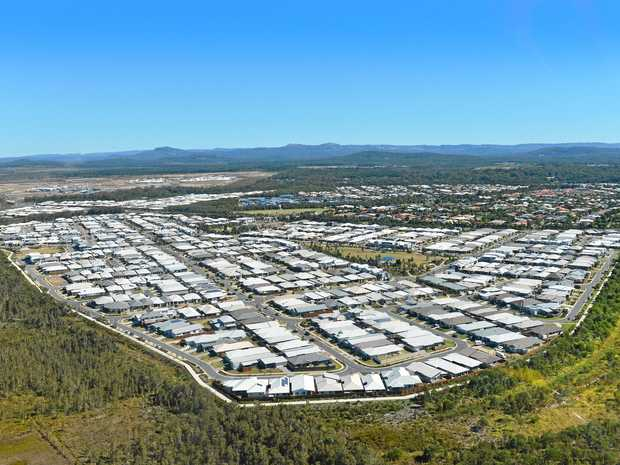 The Aura community was one of the developments to significantly boost the Sunshine Coast's housing supply.