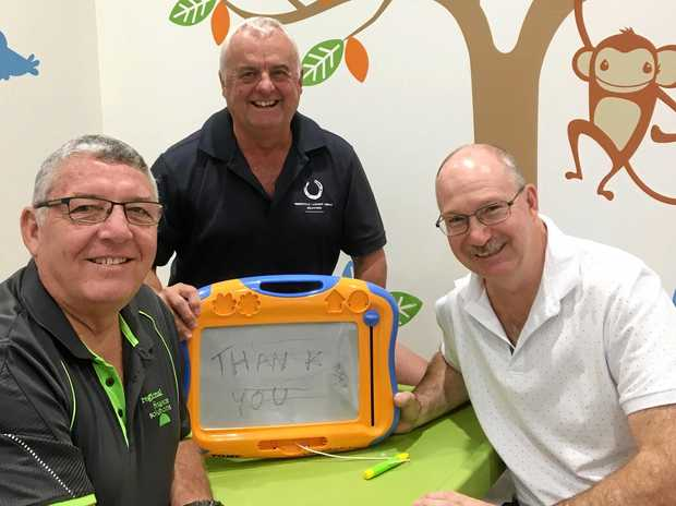 Sommerville Laundry Lomax Lismore Golf Day has once again hosted a great day raising $12,000 for Our Kids this year.