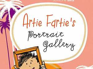 Artie Fartie coming to Brag