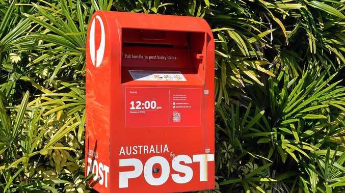 Australia Post Box