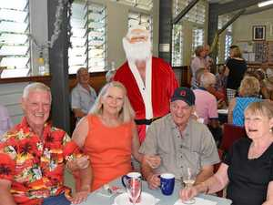 A Noosa Men's Shed kind of Christmas