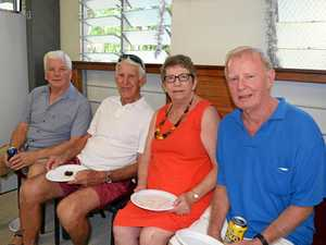 Noosa men's shed christmas