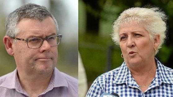 COPPING CRITICISM: Labor Senator Murray Watt has gone on the offensive challenging Capricornia MP Michelle Landry's record.