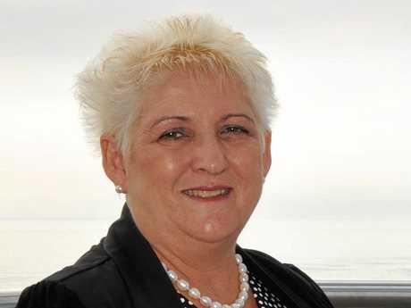 Member for Capricornia Michelle Landry