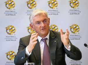 FIFA puts hold on FFA takeover strategy