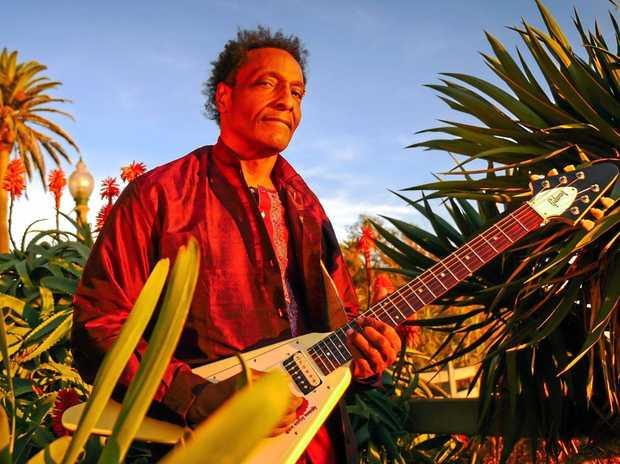 WAILERS: American musician Al Anderson.