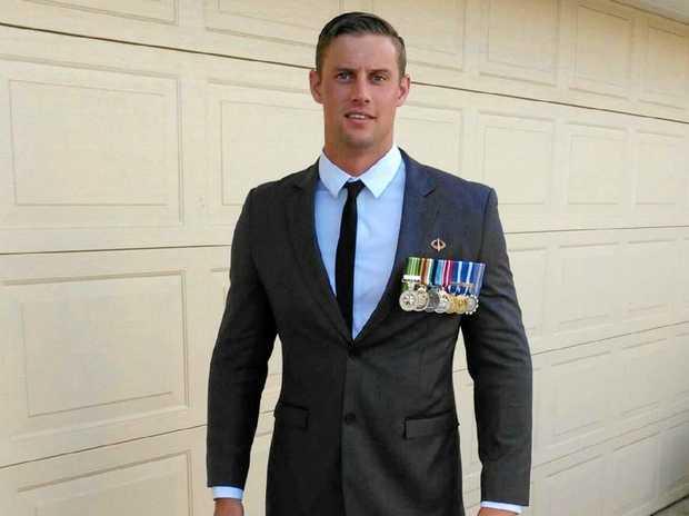 Joel Ryan (15/10/1993 - 25/11/2017) was an Australian soldier.