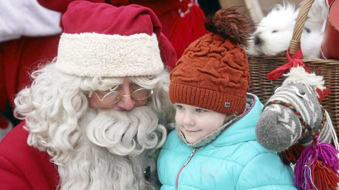 Spilling the beans on Santa too early can crush a kid's hopes and dreams, warns Caroline Hutchinson.
