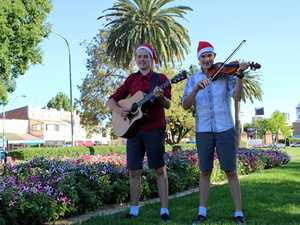Fern Brothers bringing carols to life