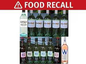 NEED TO KNOW: Wine recalled because of 'glass'