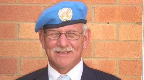 RAAF veteran Wayne Patrick Schofield, 54, died in the crash at Shoalwater Bay on September 8, 2011.