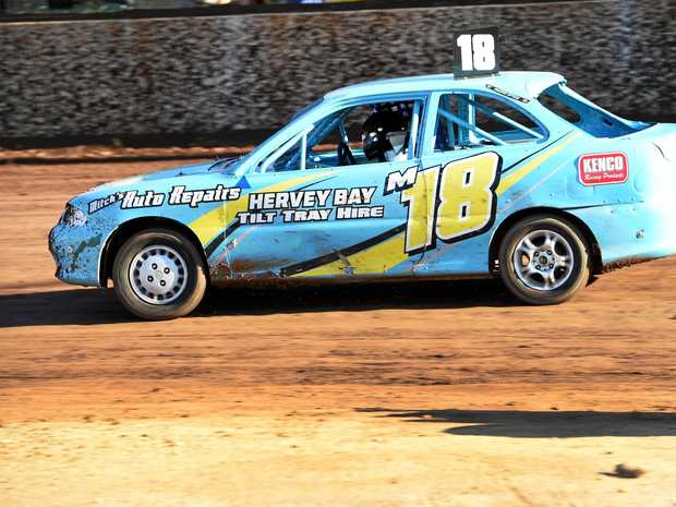 NEW SERIES: Junior sedans drivers can compete in a four-race series this year.