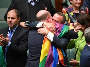 Same-sex marriage bill to go to Governor-General this morning