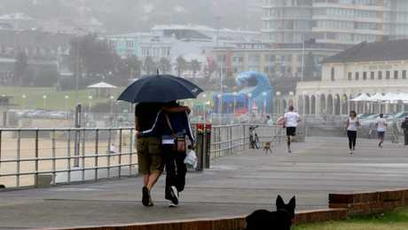 There's a chance it could be more like this in Bondi over Christmas.