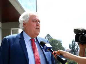 Clive Palmer eyes off new trophy home