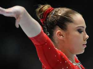 Gymnast's shocking revelation: 'Drugged and made to lay nude'