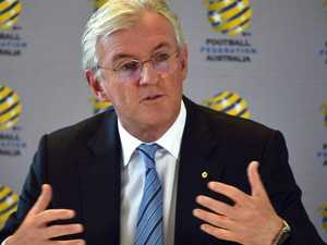 Lowy, FFA avoid sack but FIFA firmly in charge