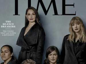 The mystery woman on Time mag's Person of the Year cover
