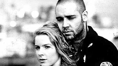 McKenzie and Crowe in 1992 hit Romper Stomper