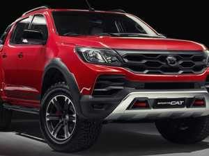 HSV builds a tougher Colorado-based pick-up