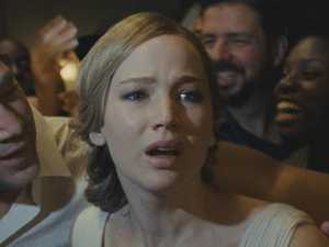 J-Law on mother!: 'Horrible, it broke my heart'