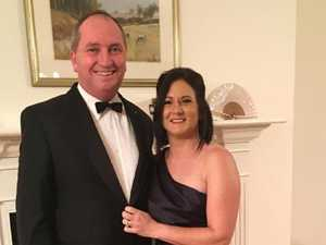 Barnaby Joyce confirms split from his wife