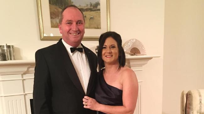 Deputy Prime Minister Barnaby Joyce and wife Natalie have split.