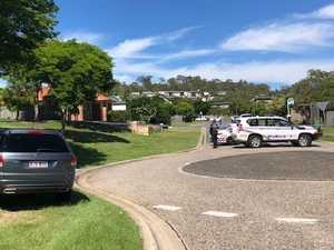 Man shot in the face on Queensland street