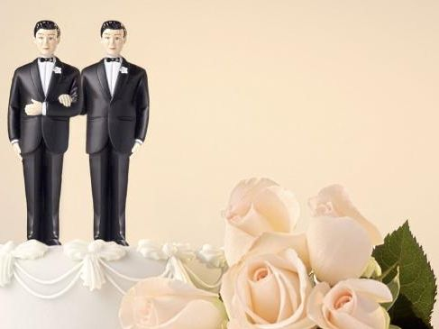 'Spouse' will become a legally recognised alternative to 'husband' or 'wife' at all weddings if the bill progresses in its current form. Picture: Supplied