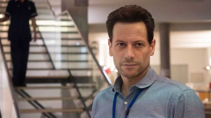 Ioan Gruffudd in a scene from the TV series Liar.